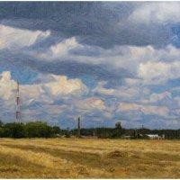 Сельские маяки :: Владимир ЯЩУК