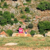 Любовь в горах Галилеи :: Тарас Леонидов