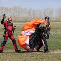 После первого прыжка :: Анастасия Аслаповская
