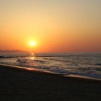 закат на о. Крит :: Светлана Телегина