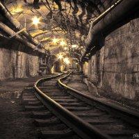 шахта в Бакале :: Александр Захаров