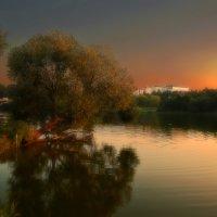 вечер :: Оксана Колиева