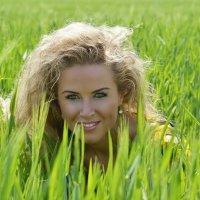 В сочных травах... :: Жанна Карчевская