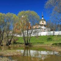 Покровский монастырь в Хотьково :: Вера Лучникова
