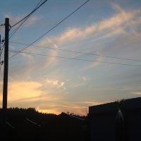 Небо :: Оля Фадеева