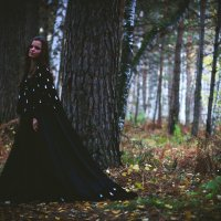 Лес :: Polina Semchenko