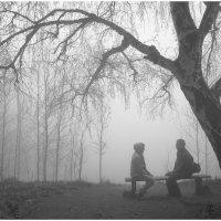 туман в БЕЛОКУРИХЕ 4 :: Дмитрий Филиппов