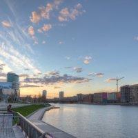 Екатеринбург. Закат :: Наталья Кичигина