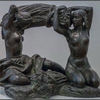 Мухина В.И. Хлеб. 1938 :: Наталья Rosenwasser