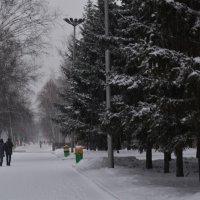 Непогода :: Елена Ткаченко