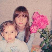 Маленькая я с: :: Лайма Саватнеева