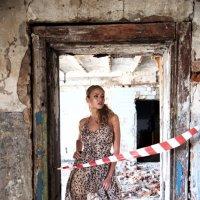 Заброшенный завод :: Женя Рыжов