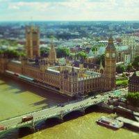 Лондон, Big Ben :: Николай Дегтярев
