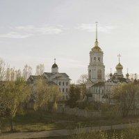 Карповская церковь :: Елена Васильева