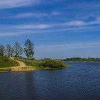 Рославльская земля весной :: Павел Данилевский