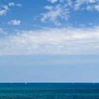 Море Средиземное :: Lidiya Dmitrieva