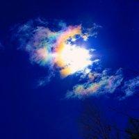 радуга на 9 мая - подарок от природы) :: Елена Князева