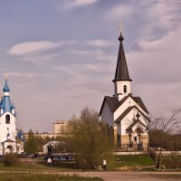 Два храма :: Валентин Яруллин