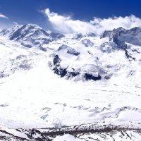 zermatt panorama :: Дмитрий Ланковский