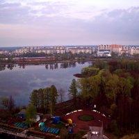 Вечернее Колпино :: Павел Москалёв