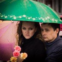 Дождливое :: Андрей Борисенко