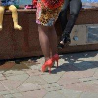 Женские ножки :: Елена Ткаченко