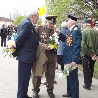 встреча ветеранов :: Сергей Кочнев