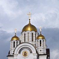 Храм Георгия Победоносца. :: Сергей Исаенко