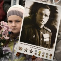 Бессмертный полк # 1 :: Sergeevichev sergeevichev@academ.org