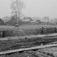 снег в мае :: Ольга Белёва