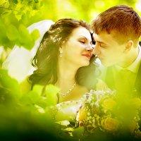 Мой первый опыт в свадебной фотографии :: Полина Крывулько