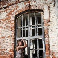 Старое окно :: Женя Рыжов