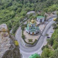Храм Святого Архистратига Михаила (Ореанда) :: Николай Ковтун
