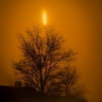 Огонь, свет и тьма :: Алексей Ефанов