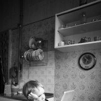 поколение iPad :: Анастасия Козлова