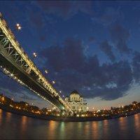 Мост с неба :: Алексей Соминский