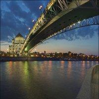 Патриарший мост :: Алексей Соминский