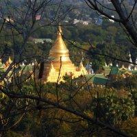 Пагода :: Наталья Елизарова