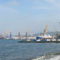 Порт Феодосии :: Маера Урусова
