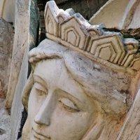 Донской монастырь. Фрагмент первого Храма Христа Спасителя # 3 Название :: Михаил Малец