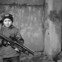 Войнушка :: Anastasia Nikiforova