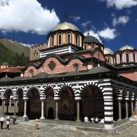 Рильский монастырь :: Valery Penkin