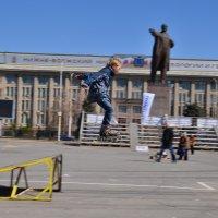 Первая практика в фотошколе. :: Кристина Малахова