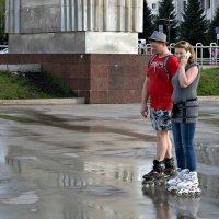 Пара. :: Сергей Исаенко