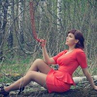 Гламур в лесу :: Светлана Новикова