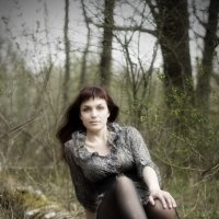 Лесная нимфа :: Светлана Новикова