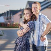 Большая любовь в маленьком городе ) :: Julia Nikitina
