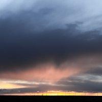 Закат на природе! :: Дмитрий Долганин