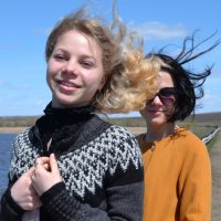 эмоции с ветром :: Лариса Корсакова