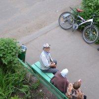 счастливый дед :: Руслан